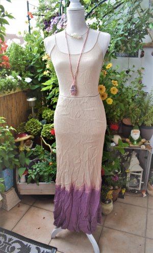 Maxi Kleid Mauve Sunlight Upcycled Dress