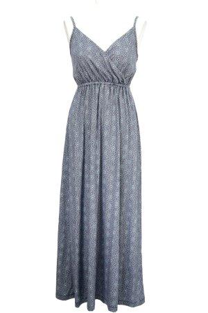 Maxi-Kleid mit Muster von Gap