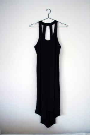 Maxi Kleid Rückenausschnitt Träger