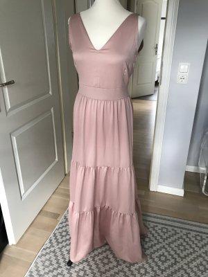 Maxi Kleid Vero Moda Gr M rosa