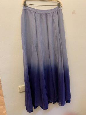 ODEON Jupe longue bleu azur-bleu acier