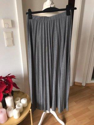 Benetton Maxi Skirt dark grey