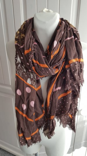 Codello Foulard multicolore viscose
