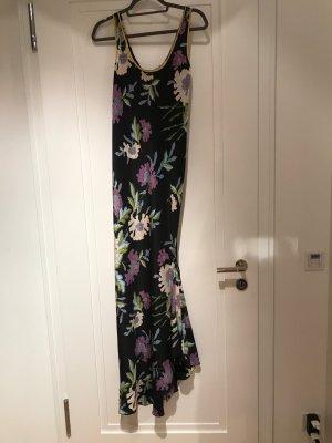 Maxi Seiden Kleid von Diane von Fürstenberg