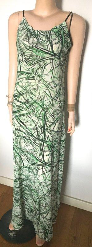 Maxi - Seidenkleid von Strenesse GR. 40 neu # letzter Preis #