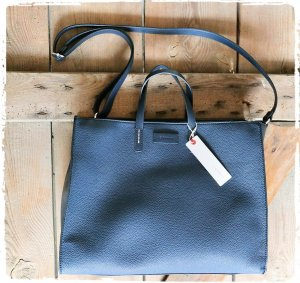 Maxi Shopper Esprit in blau