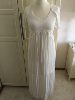 Maxi Sommerkleid in Weiß
