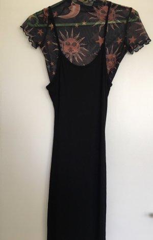 Maxi Vintage Kleid no Name