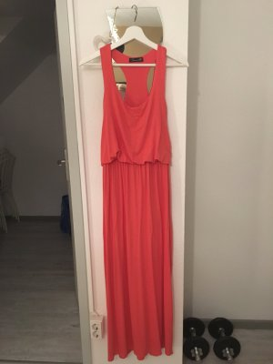 Maxi Dress bright red
