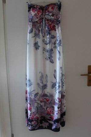 Maxi Dress multicolored polyester