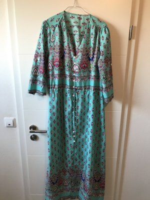 Maxi Dress turquoise