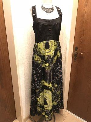 Maxikleid batik Denim Ibiza Style