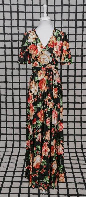 Maxikleid Blumen M L
