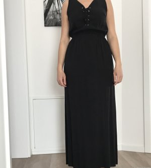 Censored Maxi Dress black