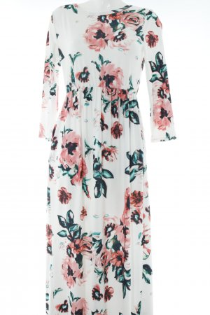 Maxikleid florales Muster Boho-Look