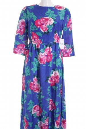 Maxikleid florales Muster Elegant
