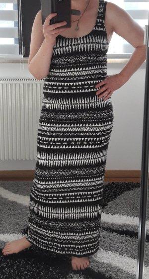Maxikleid gr. 40 L Vero Moda langes Kleid Maxi NEU Sommerkleid Strandkleid Shirt