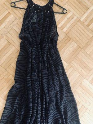 Maxikleid Hängerchen Strandkleid transparent