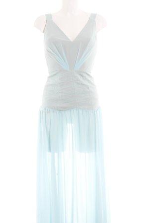 Maxikleid himmelblau-nude Elegant