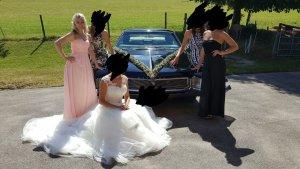 Maxikleid Hochzeitsgast / Brautjungfer