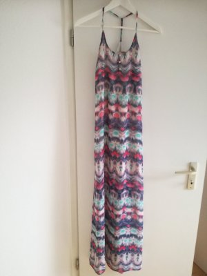 Maxikleid im Hippie-Look