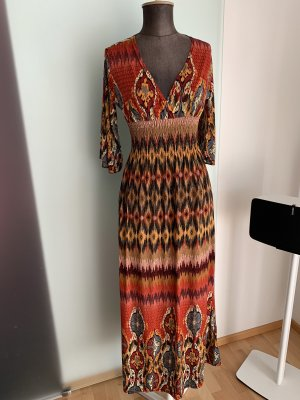 Maxi Dress multicolored
