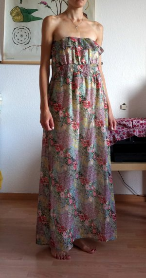 Rue21 Maxi-jurk veelkleurig Synthetisch