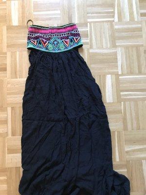 Calzedonia Cut out jurk veelkleurig Viscose