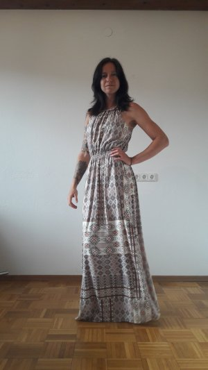maxikleid ONLY -gypsy, hippie