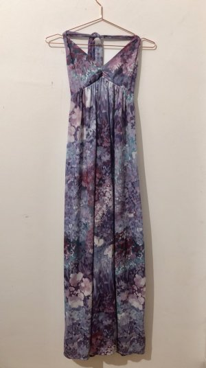 Zara Maxi Dress multicolored polyester