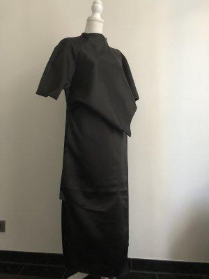Asos White Maxi Dress black