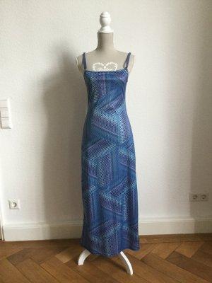 Bel Air Maxi-jurk veelkleurig Polyester