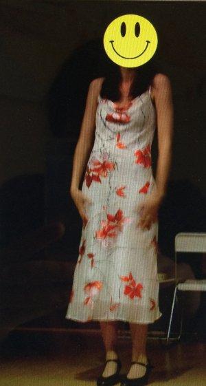 Maxikleid von H&M mit Blumenmuster