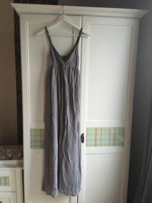 Sienna Robe longue gris-argenté viscose