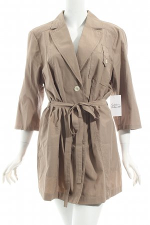 Maxima Fashion Blusenjacke beige Street-Fashion-Look