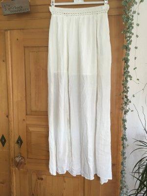 Amisu Maxi Skirt natural white