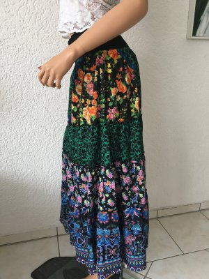 101 Idees Maxi gonna multicolore
