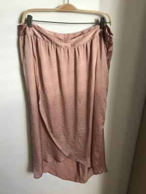 Dorothy Perkins Falda larga color rosa dorado
