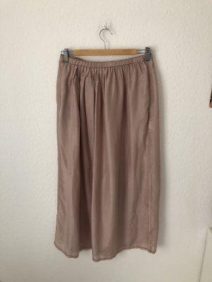 Maxi Skirt dusky pink-pink