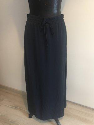 Villa Maxi Skirt dark blue