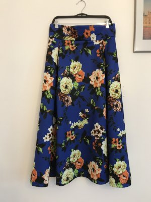 Asos Maxi gonna multicolore
