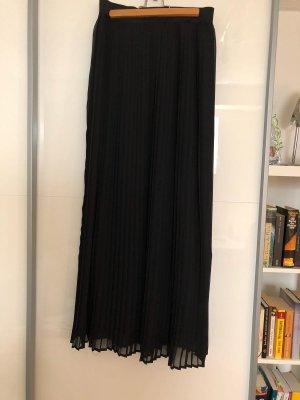 Mango Maxi Skirt black