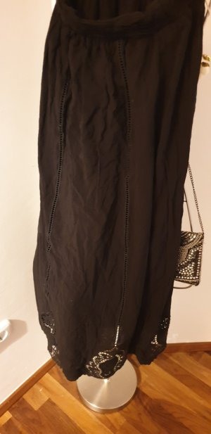 Promod Maxi Skirt black