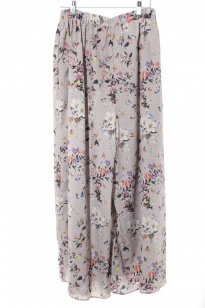 Culotte Skirt floral pattern romantic style
