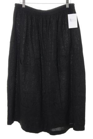 Maxi rok zwart Zigeuner stijl