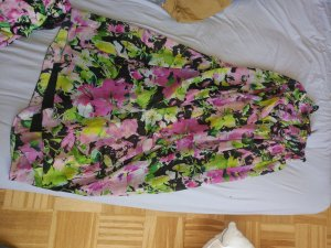 Maxirock von Blugirl blumarine pink mit Blumenmuster