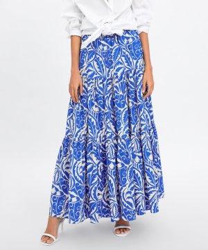 Zara Maxi Skirt multicolored