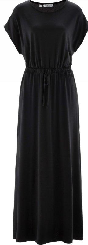 bpc selection Robe longue noir