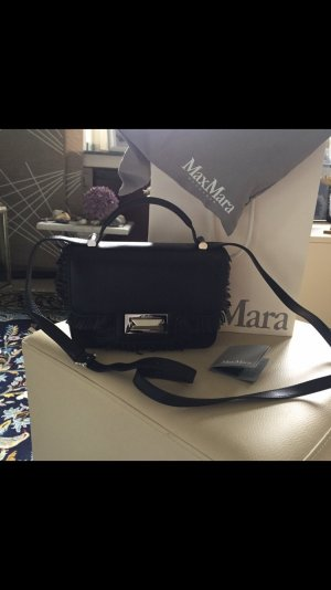 MaxMara Tasche schwarz