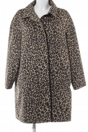 MaxMara Weekend Blusenjacke Leomuster Animal-Look